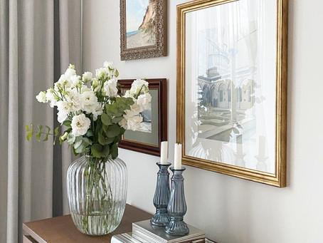 Домашняя картинная галерея