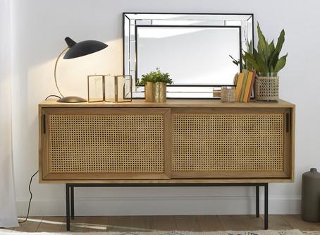 Новый тренд: плетеная мебель и декор