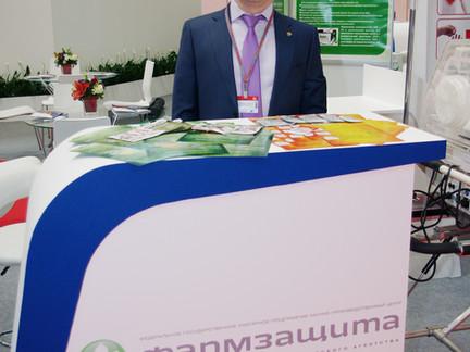 Мы приняли участие в 8-й Международной выставке HeliRussia-2015 в Крокус-Экспо.
