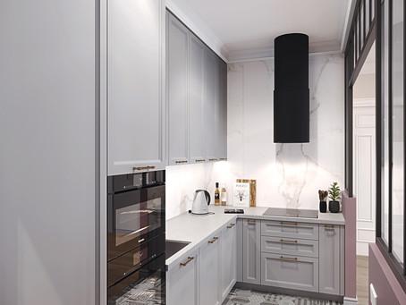 Кухня-ниша в квартире