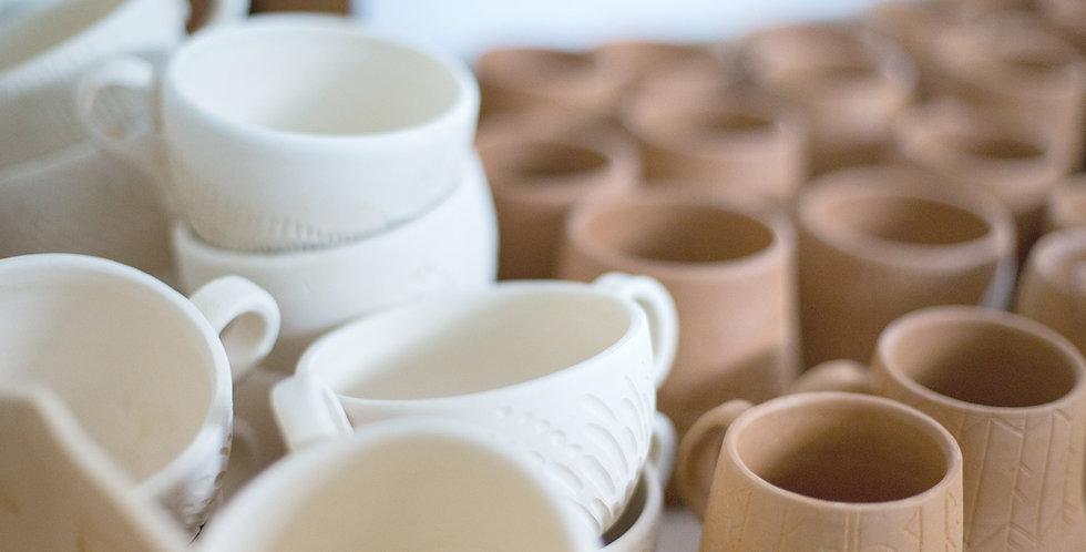 Ma céramique faite main - Adulte