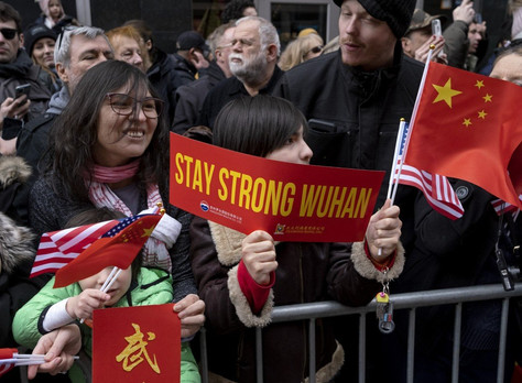 Coronavirus: Wuhan natives in US unite to support their city during crisis