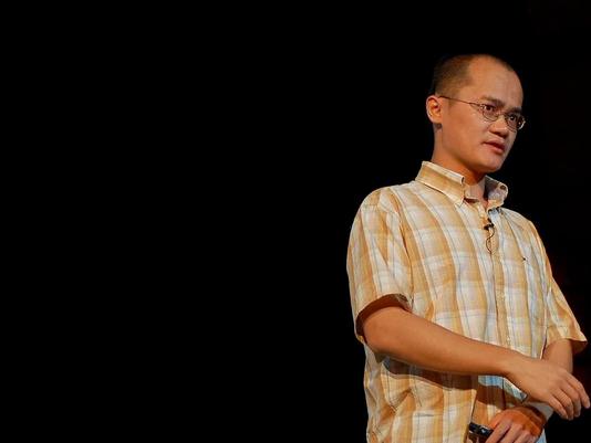 Meet the billionaire mayor of China's glorious digital ghost town