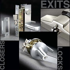 Lever Locks and Exit Devices