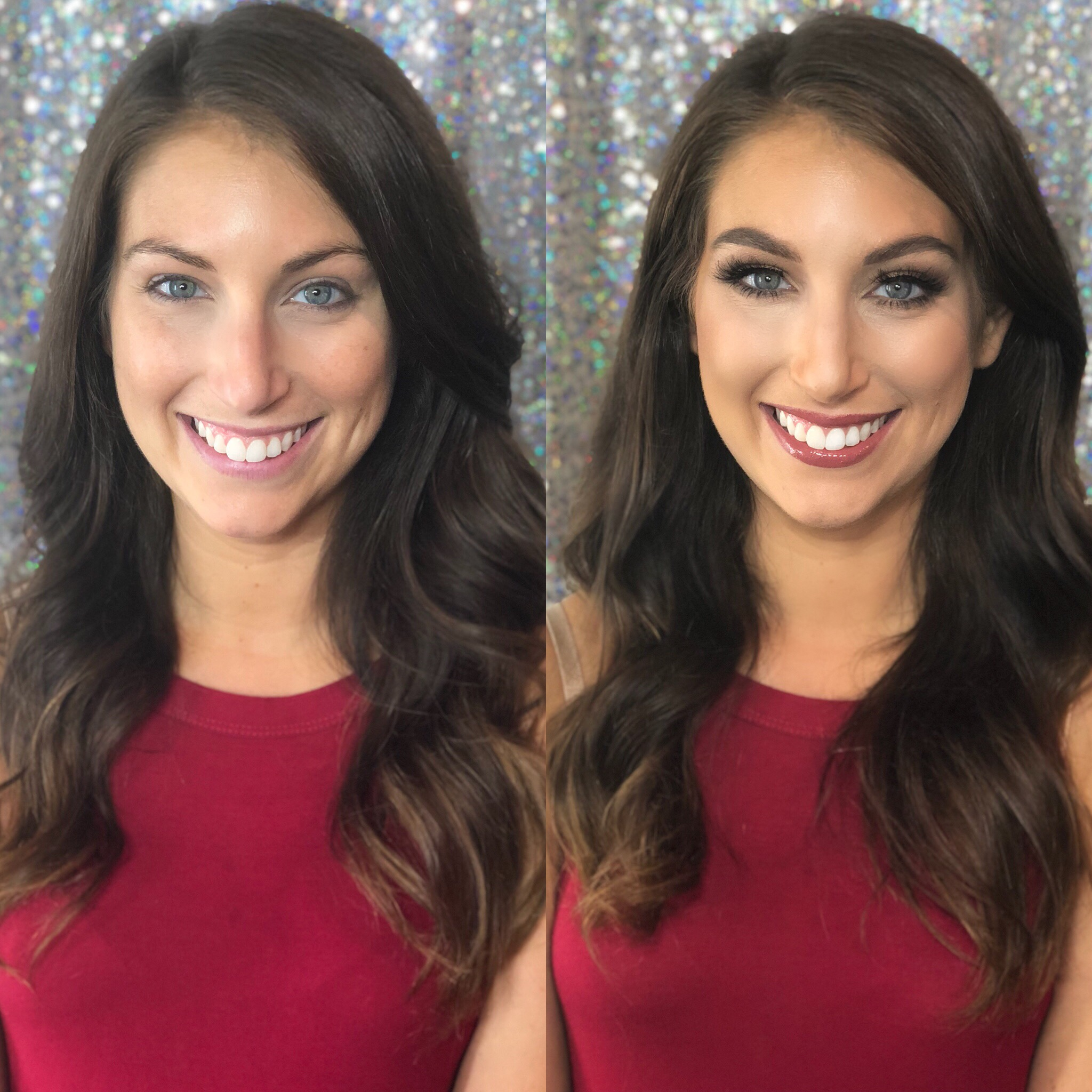 Before and After- Ali Roberts