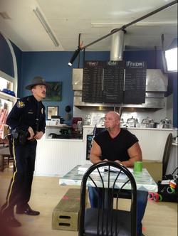 Officer Wanker