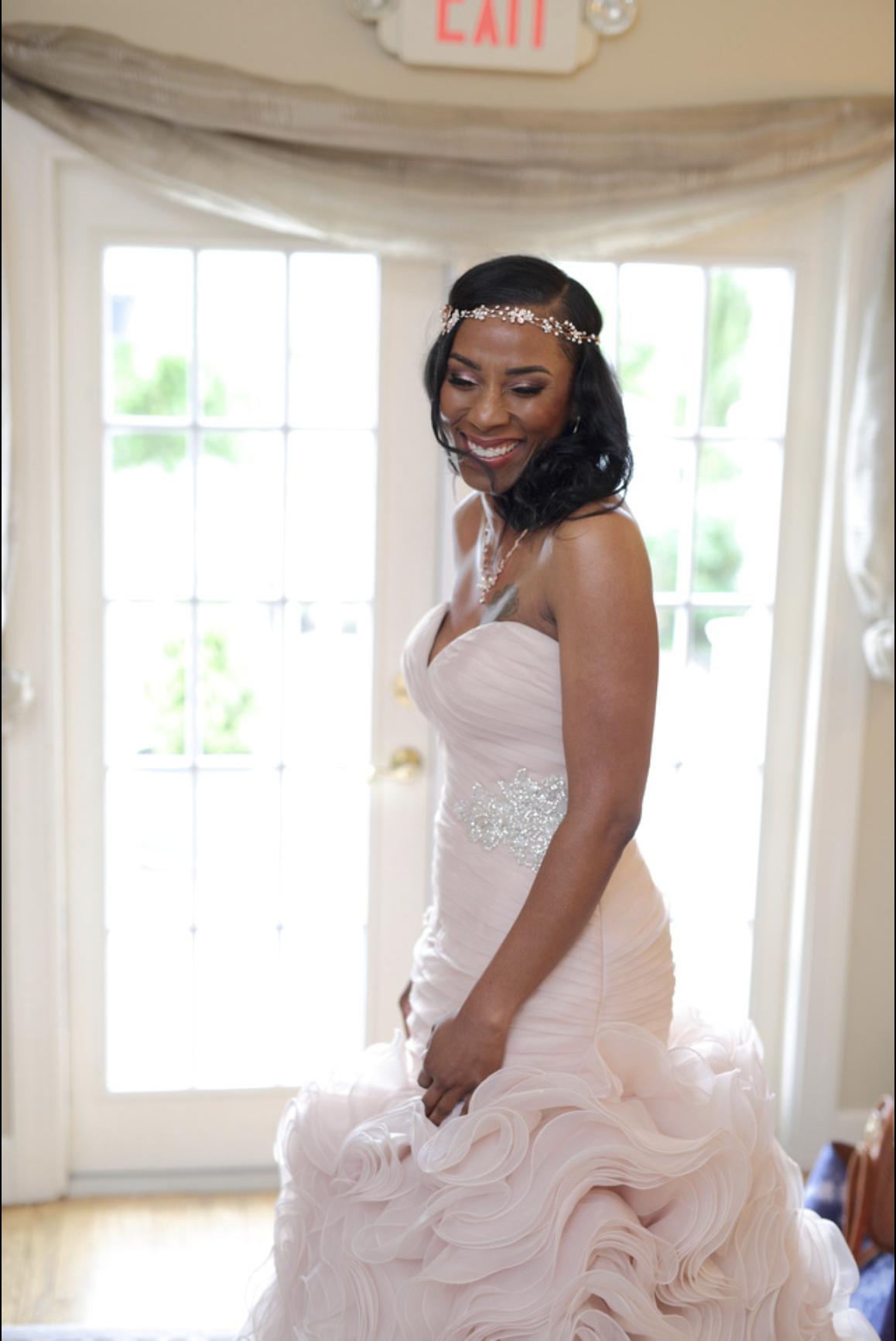 Dacenta's Wedding