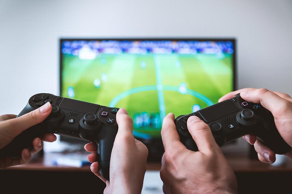 Los controladores de videojuegos