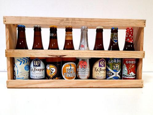 Demi mètre bières Belges