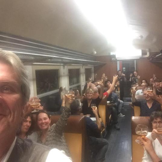 Soirée dégustation de bières avec Serge Vannerom