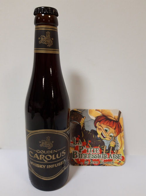 Carolus whisky infused 33cl