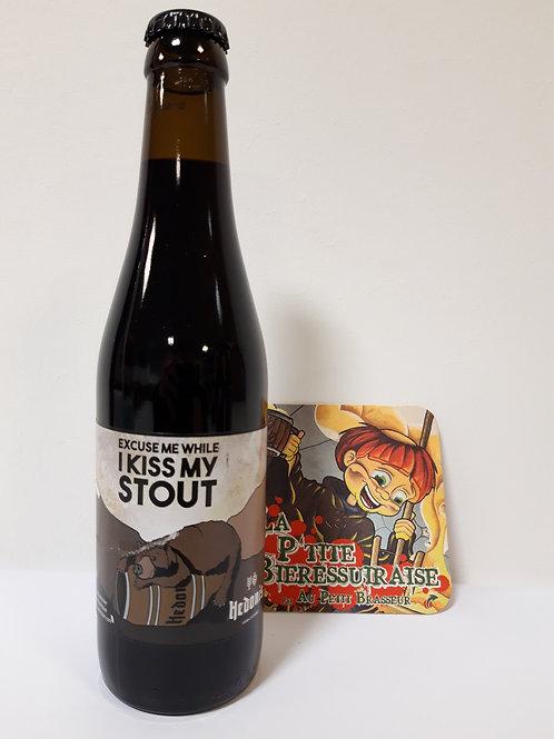 I kiss my stout