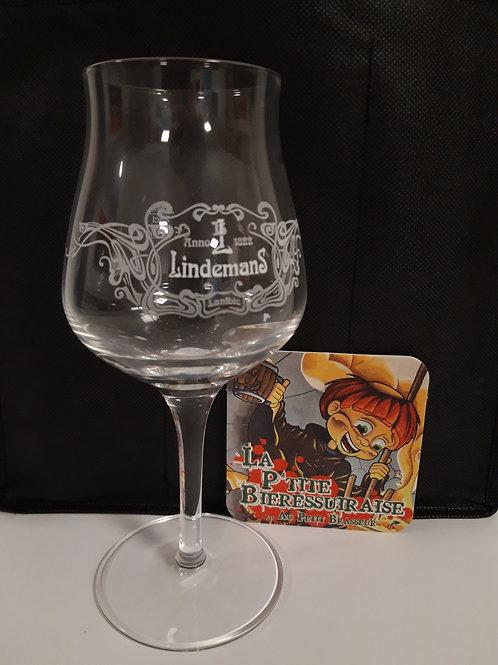 Verres Lindemans 25cl