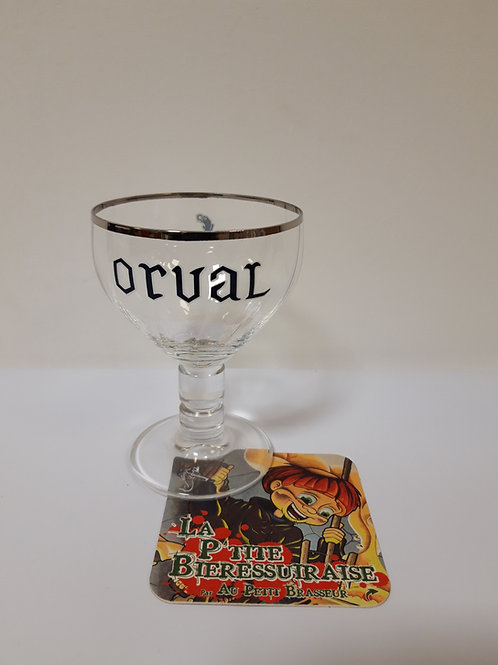 Verre Orval galopin