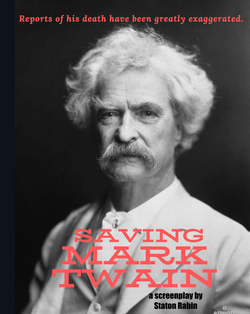 MOVIE POSTER SAVING MARK   TWAIN_Staton