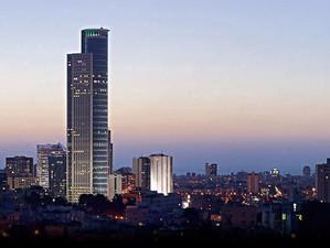 מגדל משה אביב, רמת גן