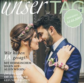 Hochzeit Cover Bild