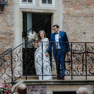 Hochzeit Schloss Oberwerries Hamm