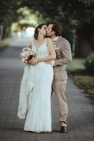 Hochzeit von Hannah & Benny