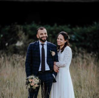 Hochzeitsfotos in Gelsenkirchen am Feld