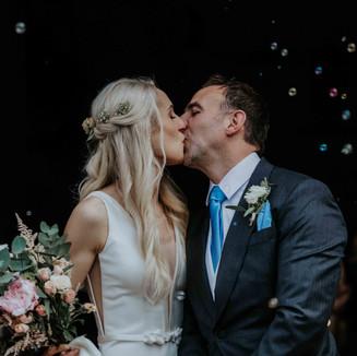 Eine wunderschöne Hochzeit auf der Zeche Zollern