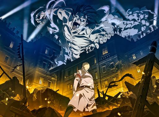 Produtores de Attack on Titan explicam o motivo da troca de estúdio na última temporada do anime