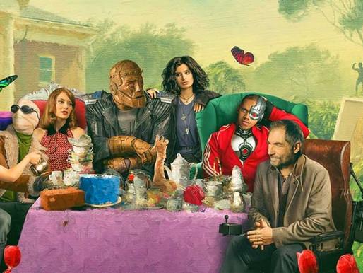 DC FanDome | Confirmada a 3ª temporada de Doom Patrol na HBO Max