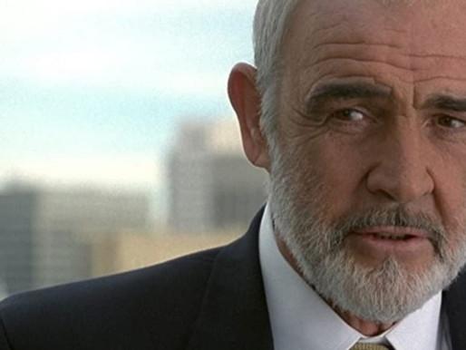 O lendário James Bond Sean Connery, faleceu hoje aos 90 anos