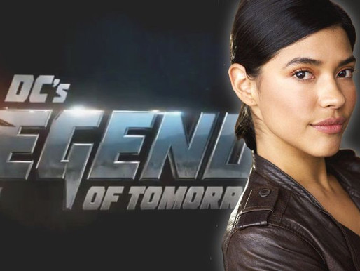 DC FanDome | Lisseth Chavez participará da 6ª temporada de Legends of Tomorrow