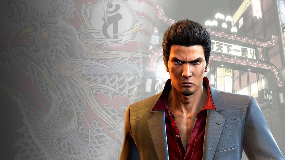 Na imagem mostra a capa do jogo Yakuza 6, jogo esse que ganhará um filme live action pega Sega