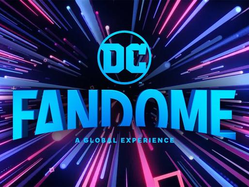 DC FanDome   Cronograma muda e teremos dois dias de evento
