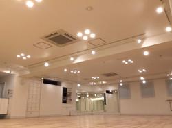 カワハラダンススタジオフロア141122.JPG