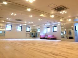 カワハラダンススタジオフロア141117.JPG