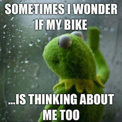 Go away rain...