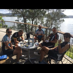 A weekend with CCBUG...jpgGood mates, great bikes, plenty of km's, plenty of coffees, awesome laughs