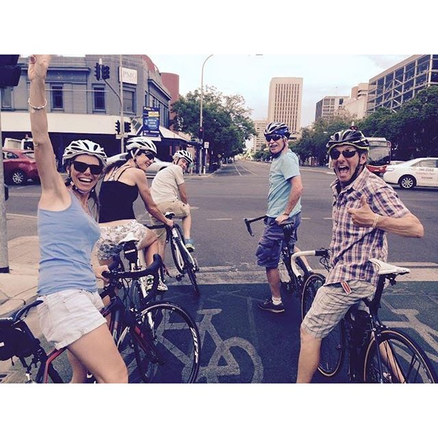 Some CCBUG members rocking it down in Adelaide! #adelaide #tourdownunder #ccbug #stravaphoto #cyclin