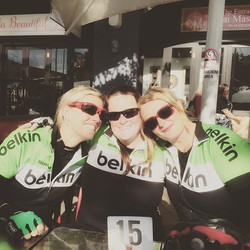 One reason we love to ride in groups is the mates you make. These CCBUG ladies are, _rebecca1972g ,