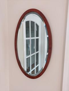 1950's Hat Mirror #Restored