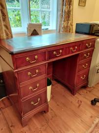 #Restored Beloved Savoy Desk Restored