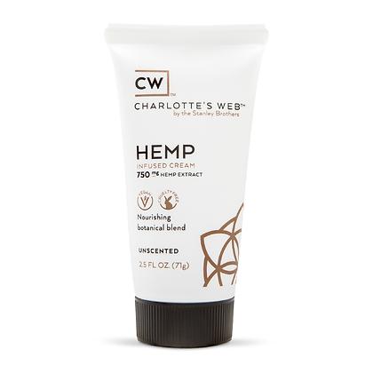 Hemp Infused Cream