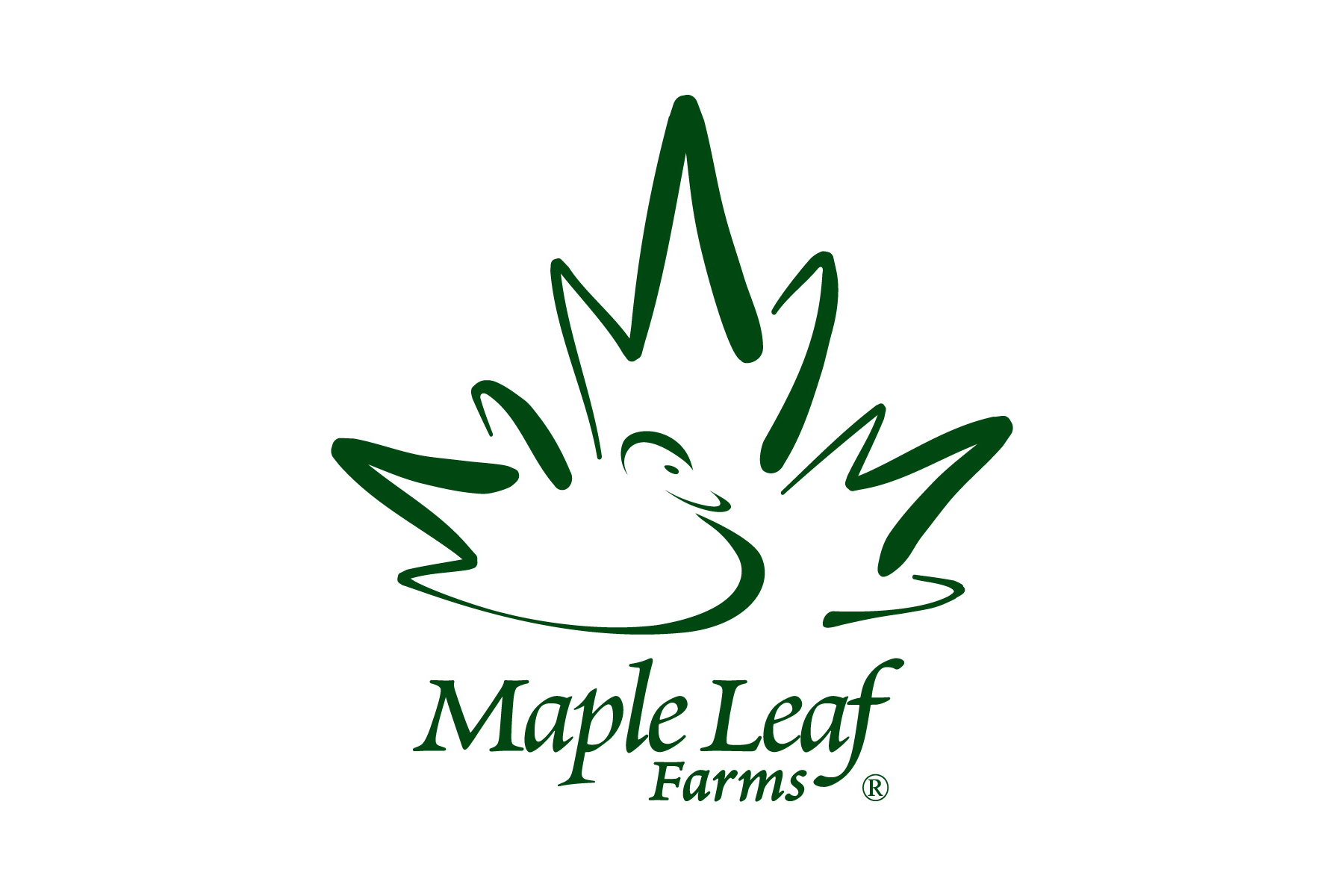 Maple-Leaf-Farms-Duck-Green_Logo