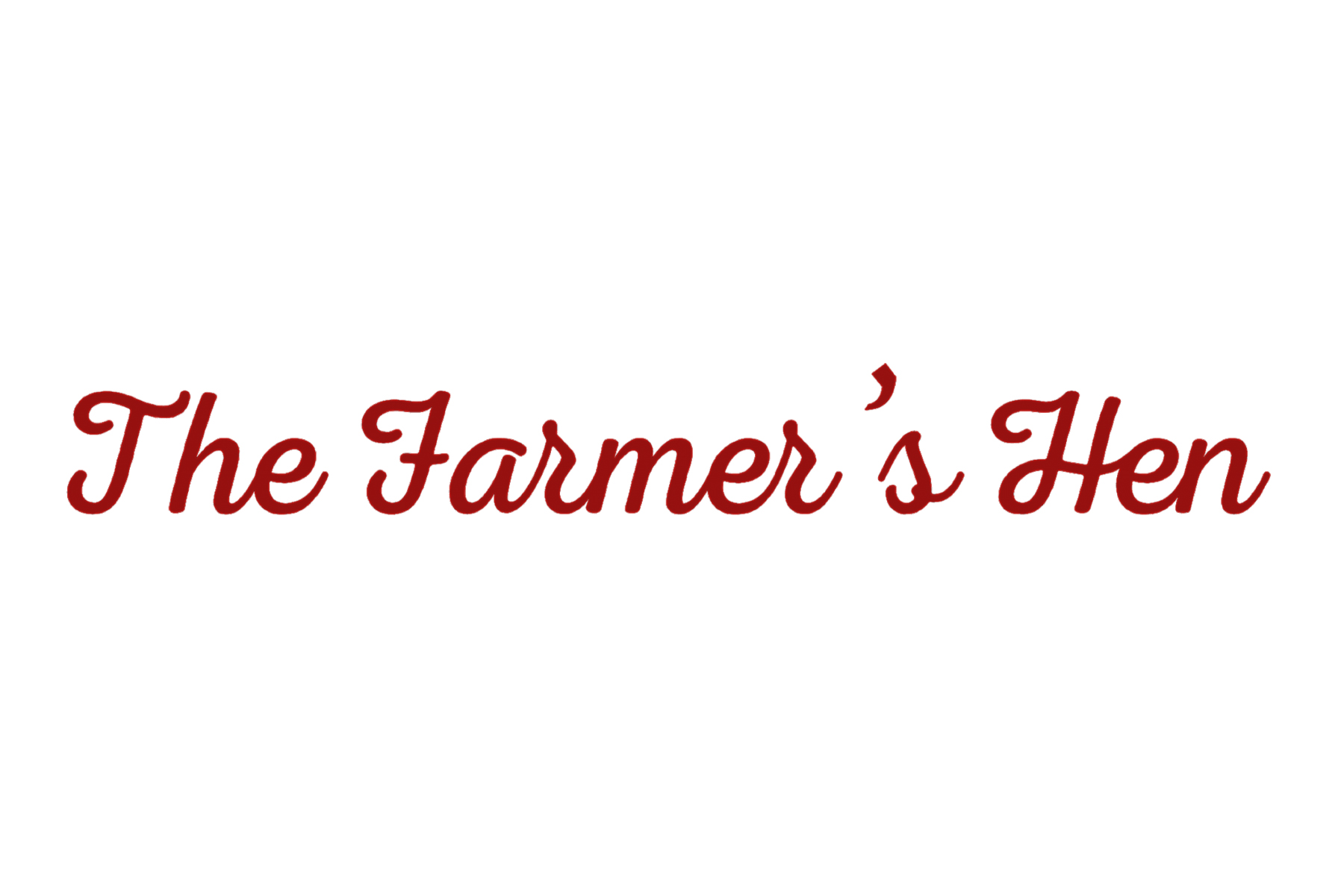 The Farmer's Hen