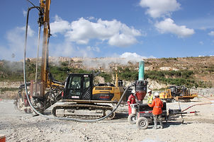 Reverse circulation drilling