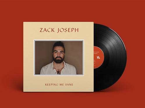 Keeping Me Sane Limited Edition LP
