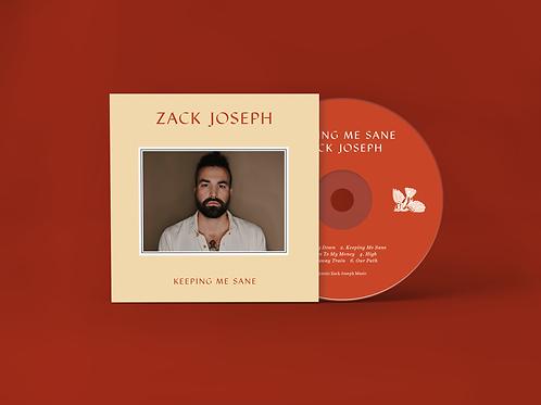 Keeping Me Sane CD