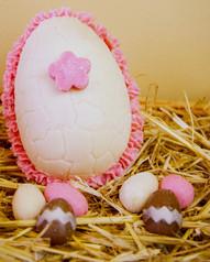 Dog-friendly Easter Egg Recipe