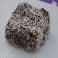 Lamington Pupcake Recipe