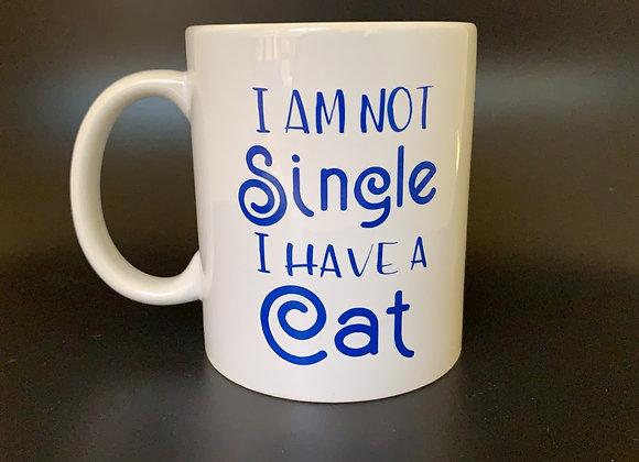 Novelty Mug Cat