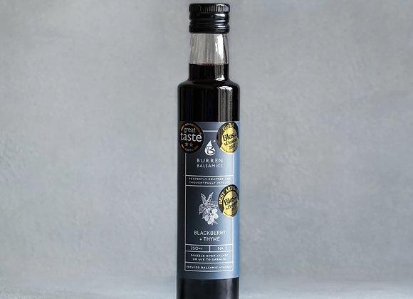 Blackberry and Thyme infused Balsamic Vinegar 250ml