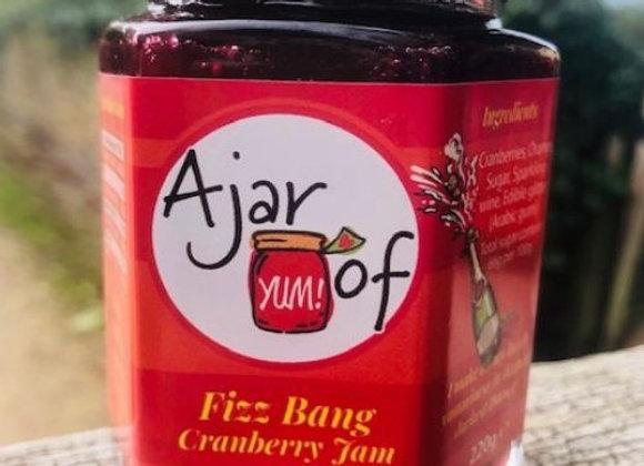 Fizz Bang Cranberry Jam